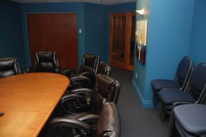 Boardroom View 2