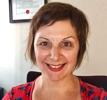 Sandra Romaniuk, MSW, RSW